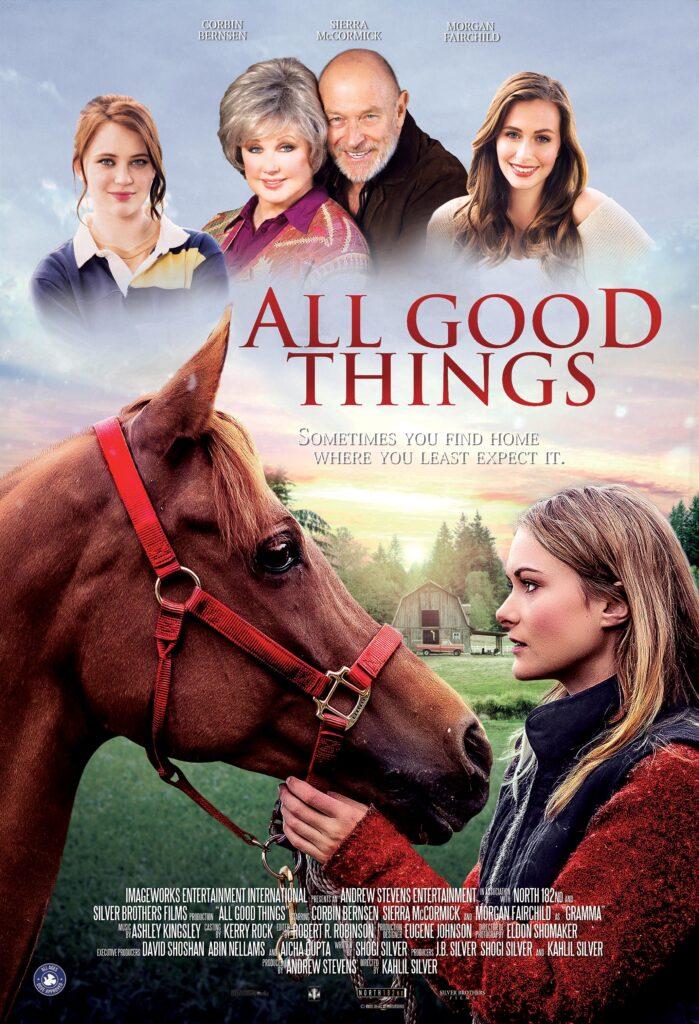 Morgan Fairchild All Good Things