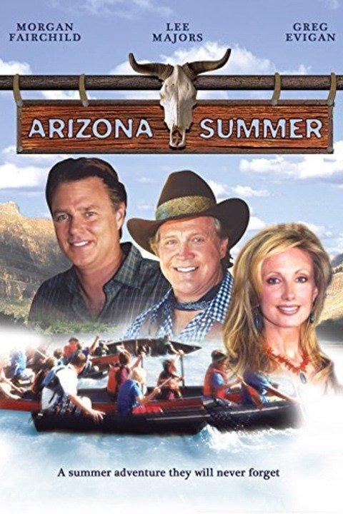 Morgan Fairchild Arizona Summer