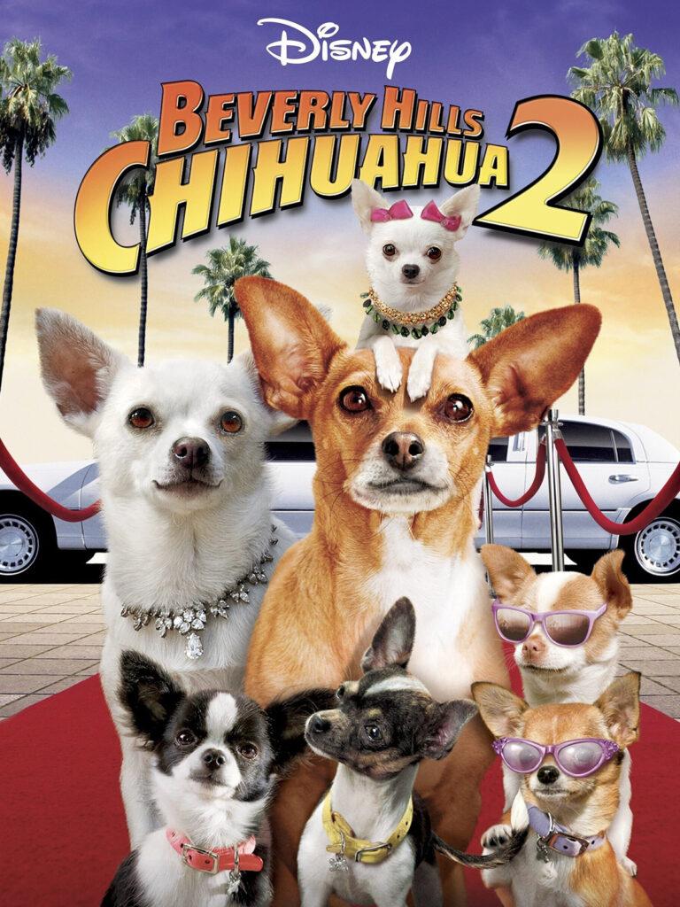 Morgan Fairchild Beverly Hills Chihuahua 2