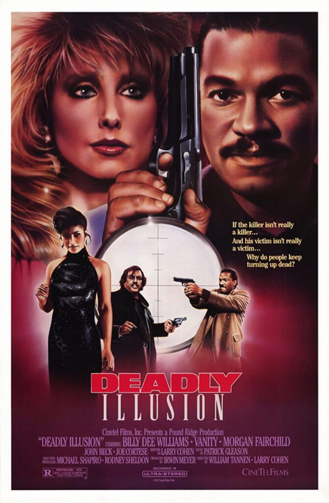 Morgan Fairchild Deadly Illusion