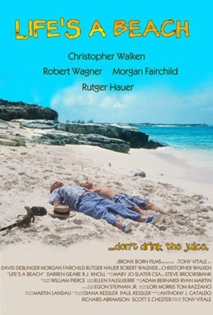 Morgan Fairchild Life's A Beach