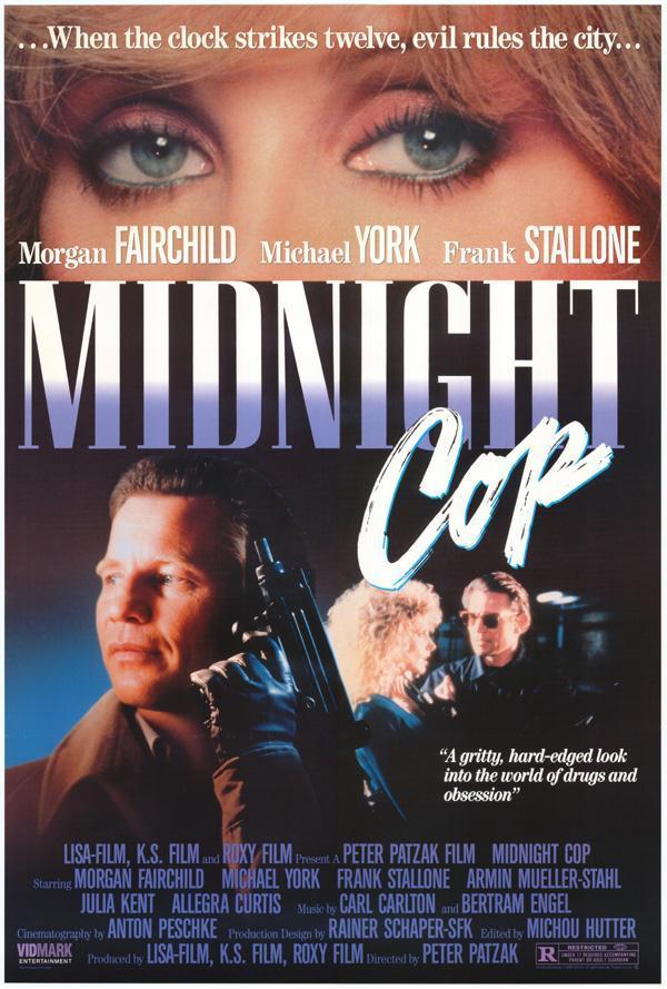 Morgan Fairchild Midnight Cop
