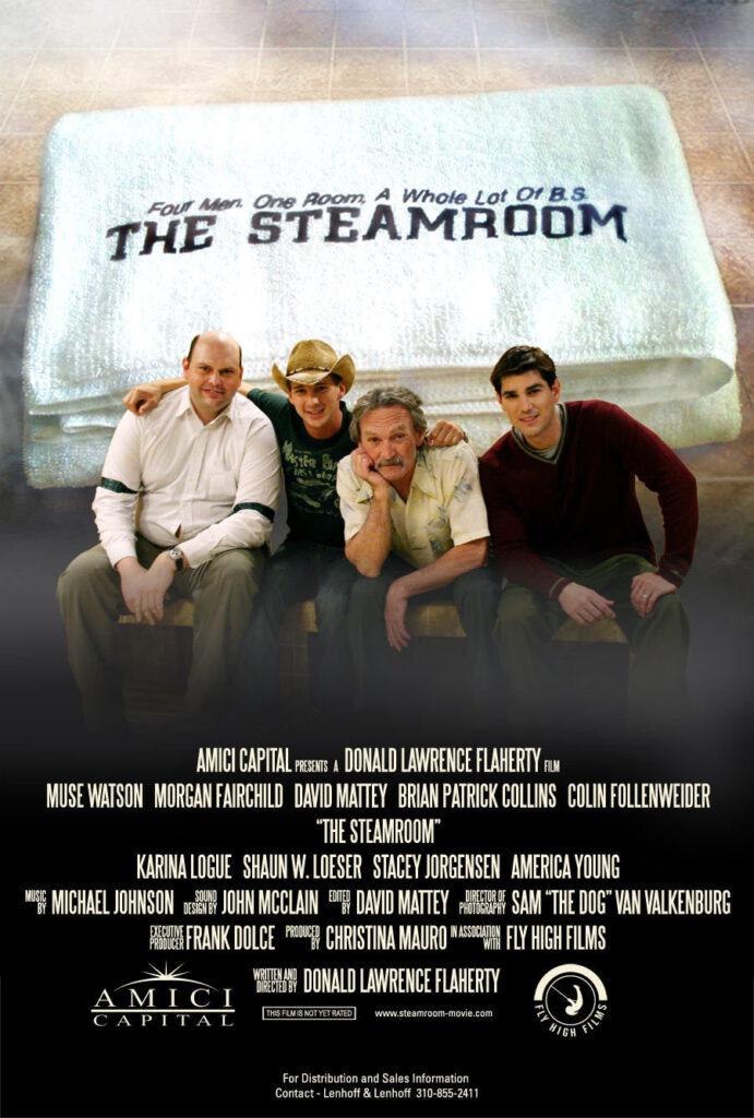 Morgan Fairchild The Steamroom