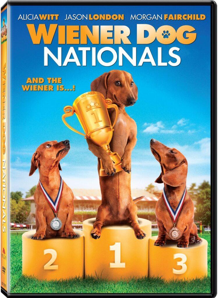 Morgan Fairchild Wiener Dog Nationals